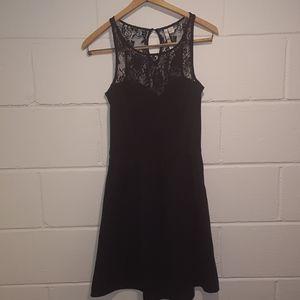 🌸LC Lauren Conrad Classy Black Dress
